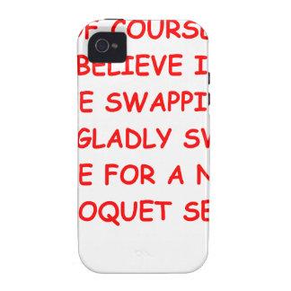 croquet Case-Mate iPhone 4 carcasas