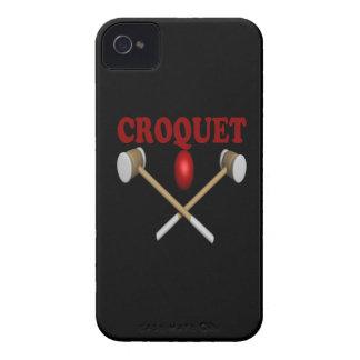 Croquet iPhone 4 Case-Mate Coberturas