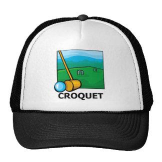 Croquet Gorras De Camionero
