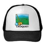 Croquet Hats