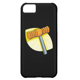 Croquet Mallet iPhone 5C Covers