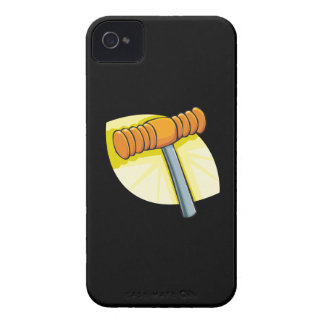 Croquet Mallet iPhone 4 Covers