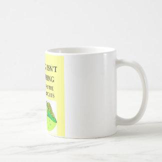 croquet classic white coffee mug
