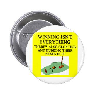 croquet palyer button