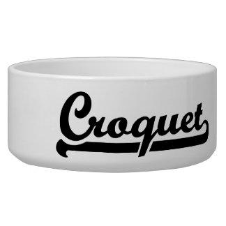 Croquet Pet Water Bowl