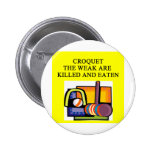 CROQUET PIN