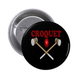 Croquet Pin Redondo 5 Cm