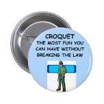 croquet pins