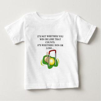 CROQUET player Baby T-Shirt