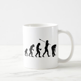 Croquet Player Coffee Mug