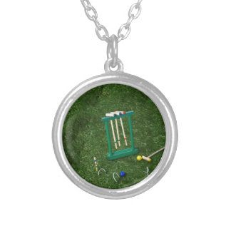 CroquetSetLawn011815.png Round Pendant Necklace