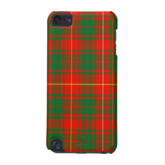 Crosbey Scottish Tartan iPod Touch 5G Case
