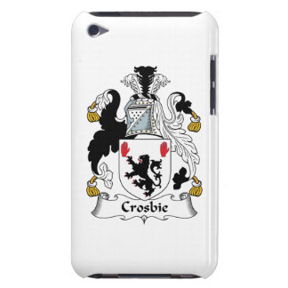 Crosbie Family Crest iPod Touch Covers
