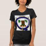 Crosbie (or Crosby) Clan Badge T Shirt