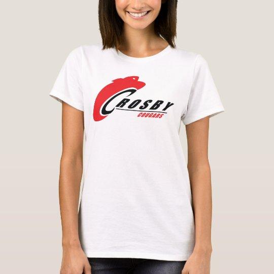Crosby Cougars T-Shirt