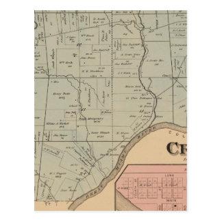 Crosby, Ohio Postcard