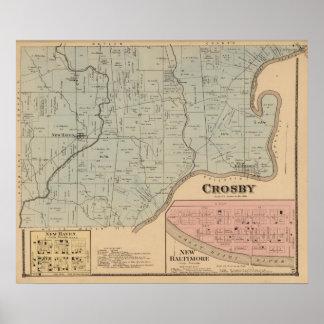Crosby, Ohio Póster