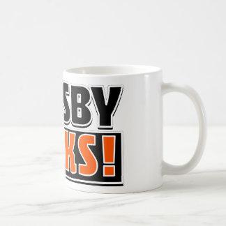 Crosby Sucks Coffee Mug