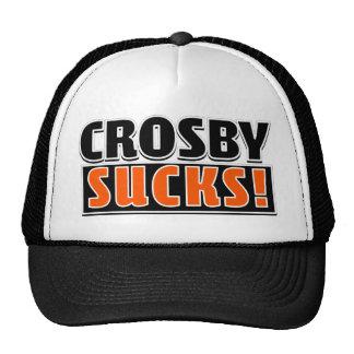 Crosby Sucks Trucker Hat