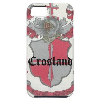 Crosland Coat of Arms iPhone Tough Case