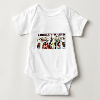 Crosley Radio Baby Bodysuit