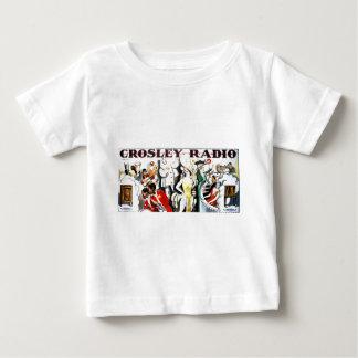 Crosley Radio Baby T-Shirt