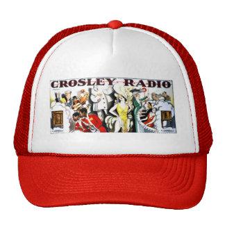 Crosley Radio Trucker Hat