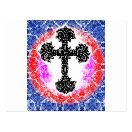 Cross_03b Postcards