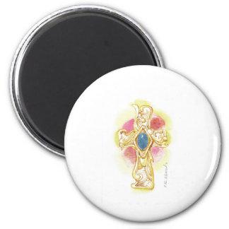 Cross #2 magnet