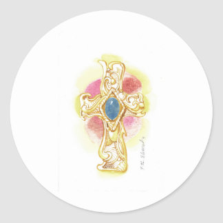 Cross #2 stickers