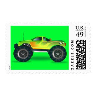 cross-42563 cruzan, coche, dibujo animado, camión, sellos