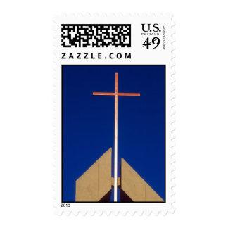 Cross and Sky Postage