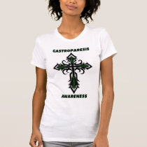 Cross/Awareness...Gastroparesis T-Shirt