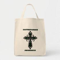Cross/Awareness...Gastroparesis Tote Bag