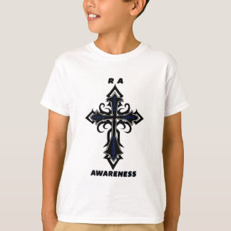 Cross/Awareness...Rheumatoid Arthritis T-Shirt