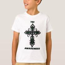Cross/Awareness...TBI T-Shirt