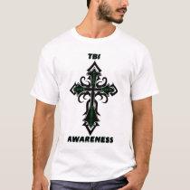 Cross/Awareness...TBI T-Shirt
