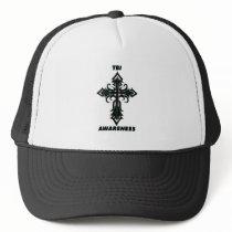 Cross/Awareness...TBI Trucker Hat