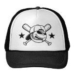 Cross bats hat Allstars