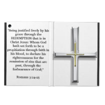 Cross: Being Justified iPad Air Cover