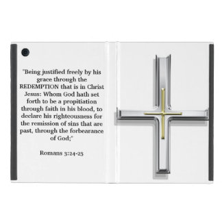 Cross: Being Justified iPad Mini Cases