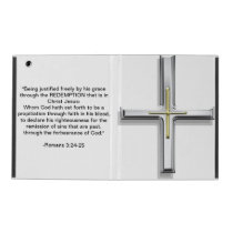 Cross: Being Justified iPad Cover