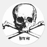 CROSS, Bite me Stickers
