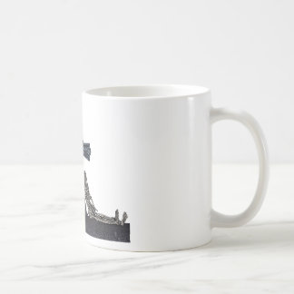 CROSS & BONES COFFEE MUG