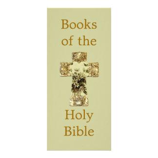 Cross Book Mark Rack Card