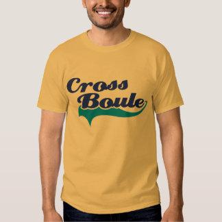 Cross Boule tail Tees