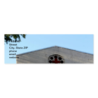 Cross Building Double-Sided Mini Business Cards (Pack Of 20)