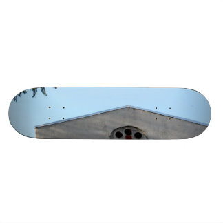 Cross Building Skateboard