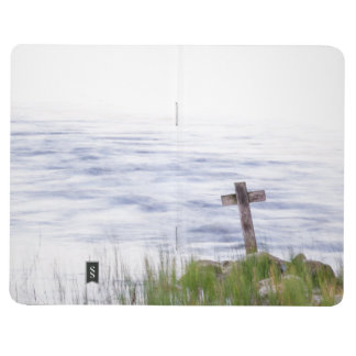 Cross by river journal