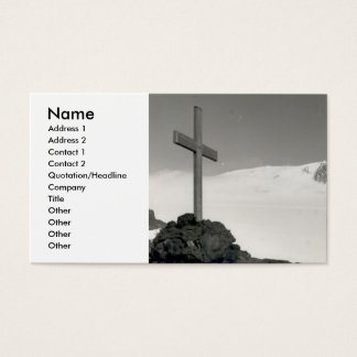 Cross Card